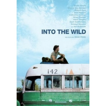 Affiche Poster Plastifié INTO THE WILD