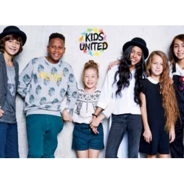 Affiche Poster Plastifié KIDS UNITED