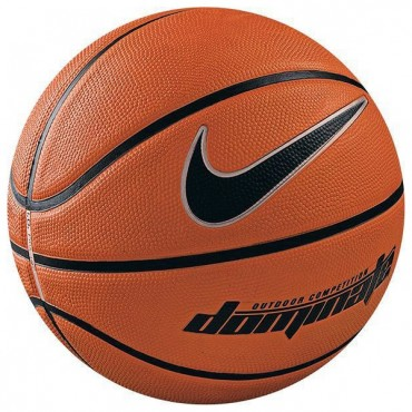 Ballon de basket Nike Dominate 7 Caoutchouc Marron